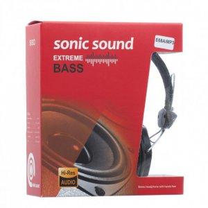 HF Sonic Sound E68 чорний