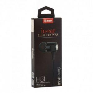 Наушники INKAX H31 Black