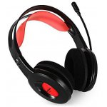 Гарнітура DANYIN DT-2112 (монітори) black / red