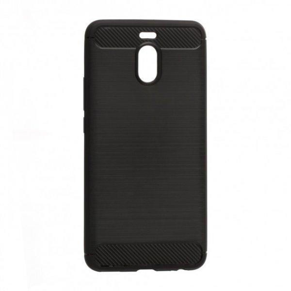 Силикон (carbon) Meizu M6 Note Black