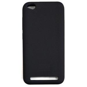 Чехол силикон Soft-touch Xiaomi Redmi 5A Black