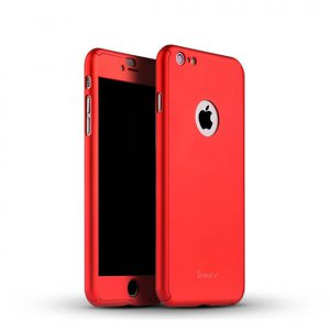 Чехол для смартфона Ipaky 360 Whole Round iPhone 6 Red