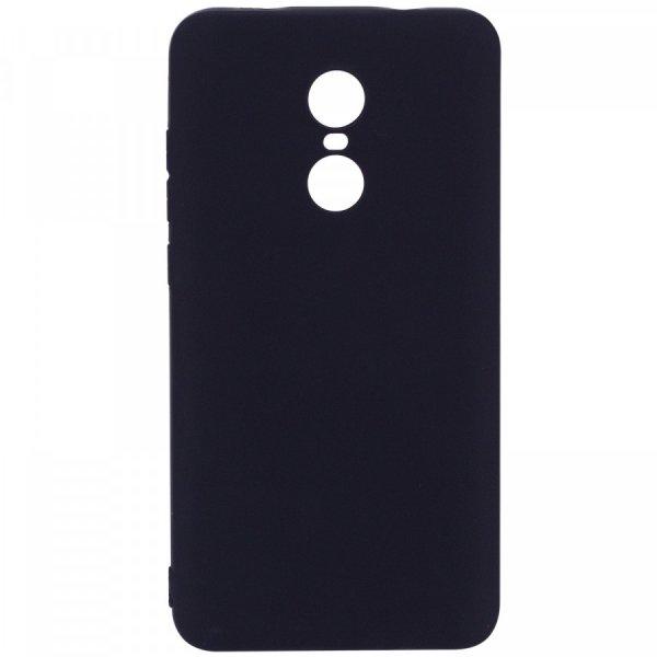 SMTT Silicone Xiaomi Redmi Note 4X Black