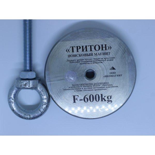 Поисковый магнит Тритон F-600