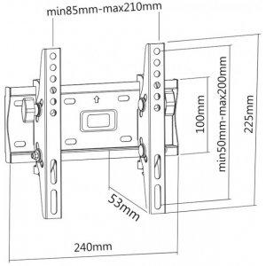 Кронштейн UniBracket BZ01-21