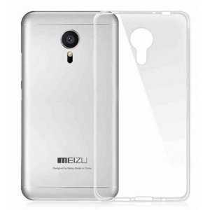 Чехол-накладка Ultra-Thin 0.3 mm для Meizu MX6 Clear (P5686)