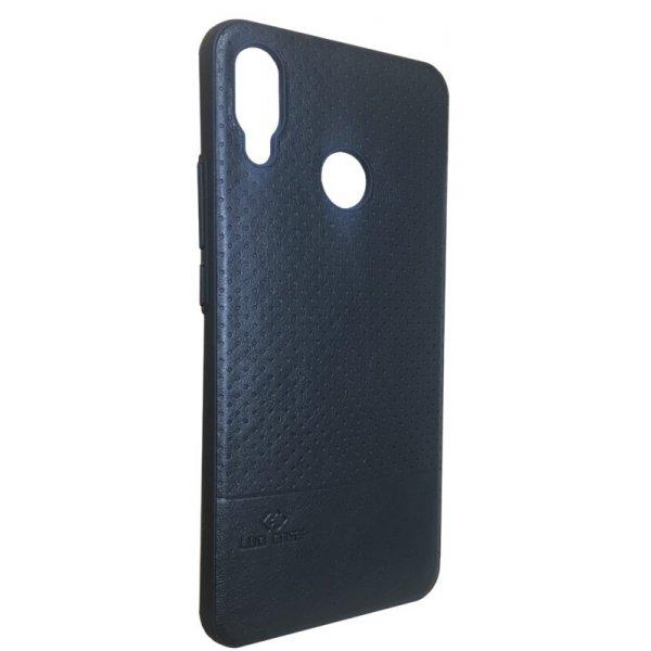 LUO Case Накладка под кожу для Xiaomi Redmi 5 Black