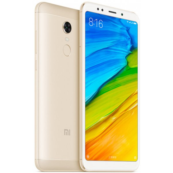 Смартфон Xiaomi Redmi 5 Plus 4/64GB Gold (Global)