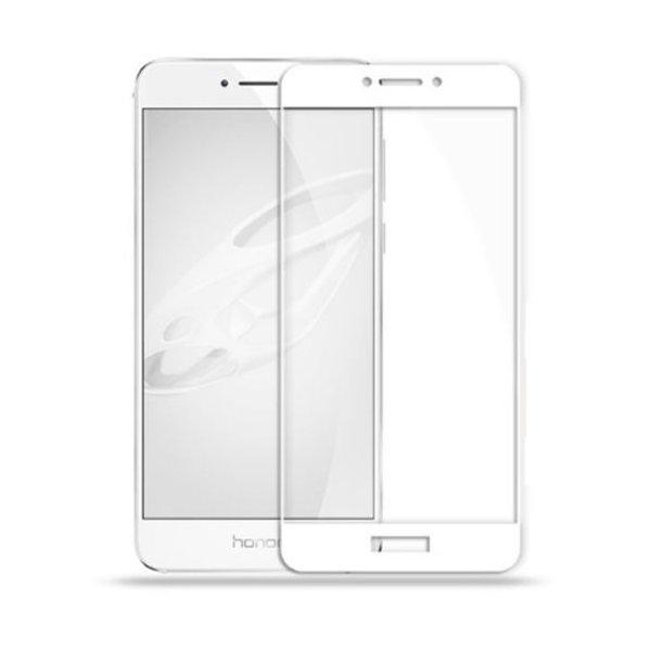 Защитное стекло Full Screen 3D для Huawei Honor 8 Lite White (9H63727)