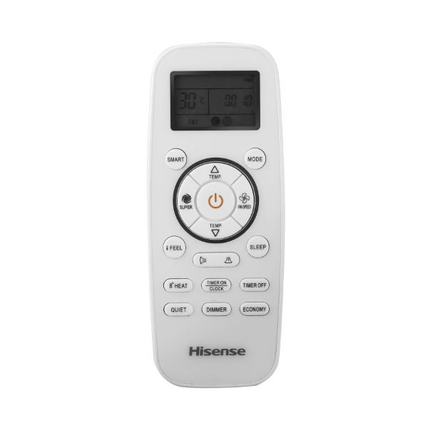 Кондиционер HISENSE AST-24UW4SDBTG10G/W
