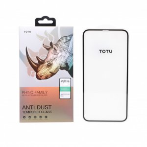 Защитное стекло TOTUDESIGN Anti Dust 3D 0.2mm 9H iPhone XS Max Black