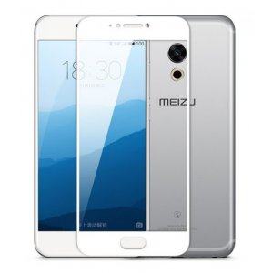 Glass 2D Meizu M6 White