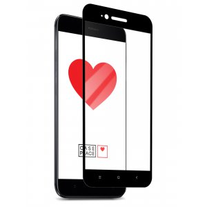 Glass 2D Xiaomi Mi5x/A1 Black