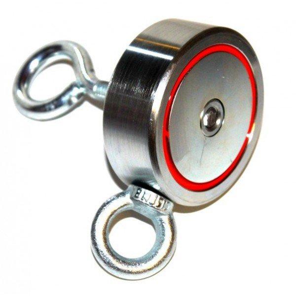 Поисковый магнит Редмаг 200кг (Двухсторонний)