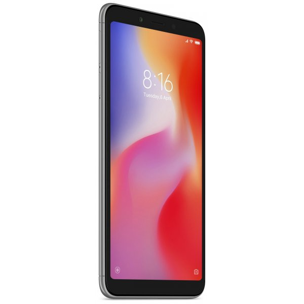 Смартфон Xiaomi Redmi 6 3/32GB Black (Global)