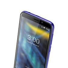 Смартфон Doogee X50L blue 2