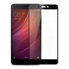 Защитное стекло для  Xiaomi RedMi Note 5A Black 3D SLIM 0.2mm