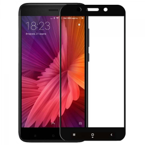 Захисне скло 3D SLIM 0.2mm Xiaomi RedMi 4A Black