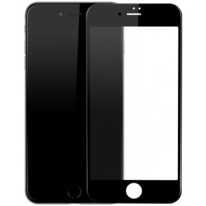 Защитное стекло TOTUDESIGN 3D 0.2mm 9H iPhone 6/6S Black