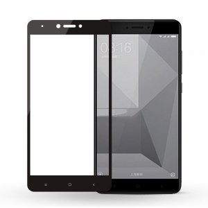 Защитное Стекло Xiaomi Redmi Note 4x 3D Black iPaky