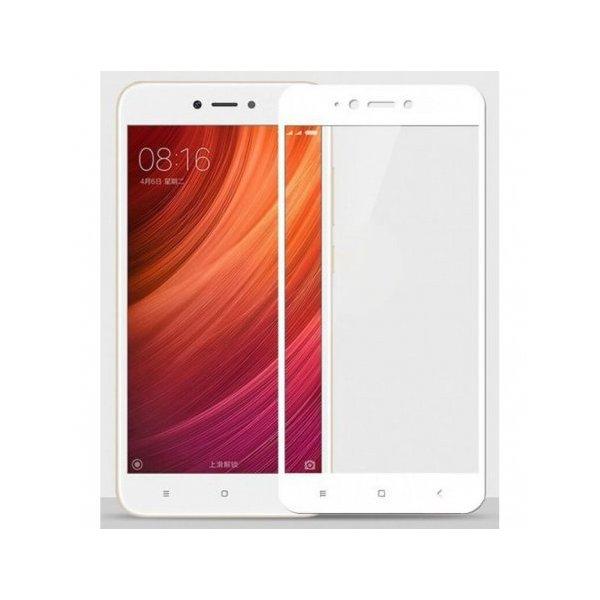 Защитное стекло 2D для Xiaomi Redmi Note 5A White