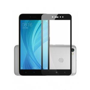 Защитное стекло 2D Xiaomi RedMi Note 5A Black