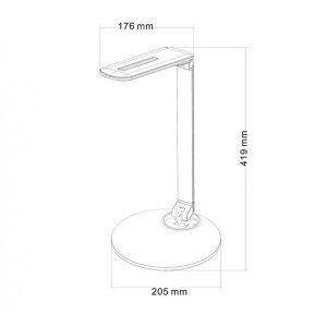 Лампа настольная Tiross TS-1806