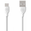 microUSB кабель WK Fast Ultra Speed, 1m white