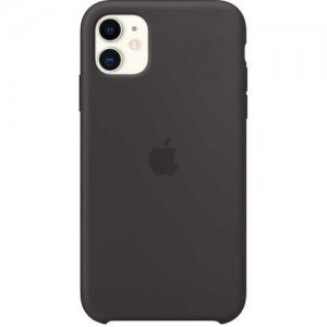 "Чехол Apple Silicone Case для iPhone 11 ""08"" Black"
