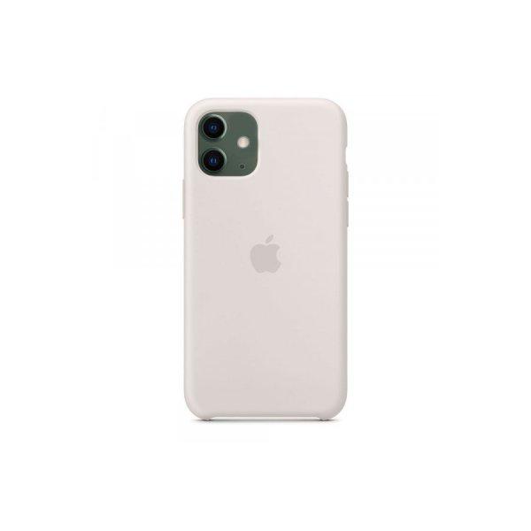 """Чехол Apple Silicone Case для iPhone 11 """"33"""" Stone"""
