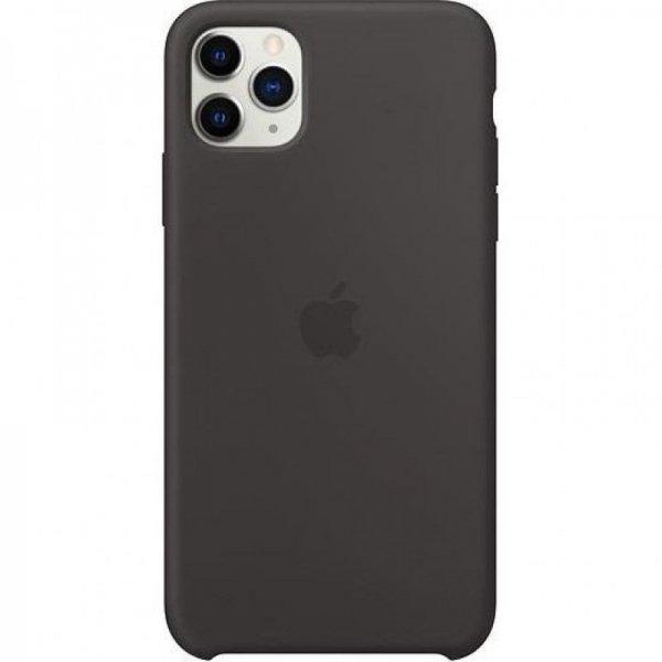 "Чехол Apple Silicone Case для iPhone 11 Pro ""08"" Black"