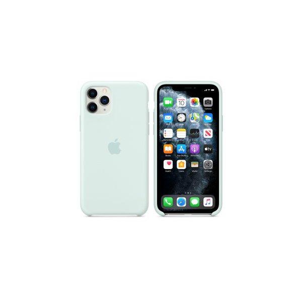 "Чехол Apple Silicone Case для iPhone 11 Pro ""26"" Light Blue"