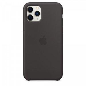 "Чехол Apple Silicone Case для iPhone 11 Pro Max ""08"" Black"