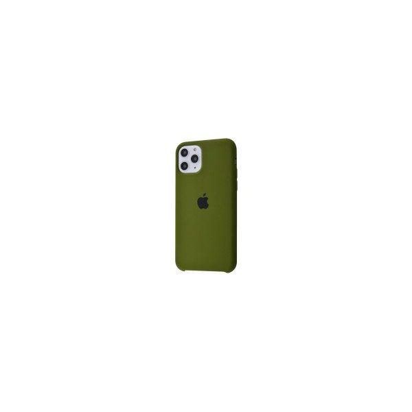 "Чохол Apple Silicone Case для iPhone 11 Pro Max ""53"" Virid"