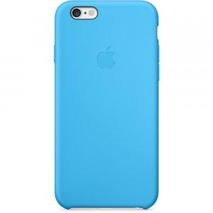 "Чехол Apple Silicone Case для iPhone 6/6s ""34"" Blue"