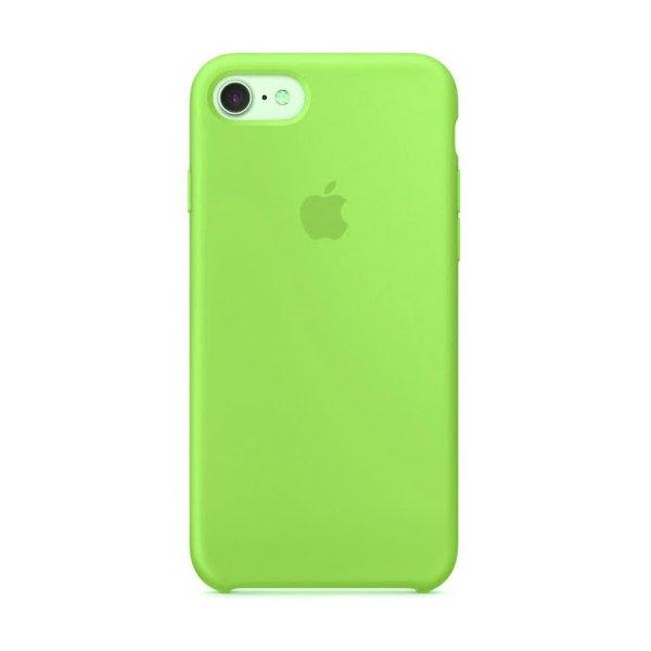 "Чехол Apple Silicone Case для iPhone 7/8 ""22"" Green"