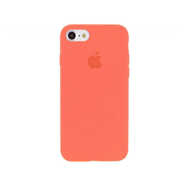 "Чехол Apple Silicone Case для iPhone 7/8 ""42"" Coral"